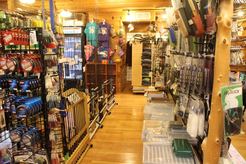 lilleys landing tackle shop