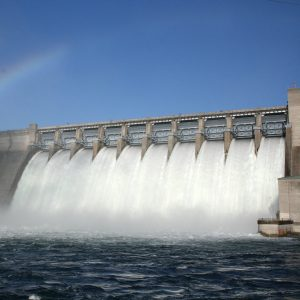 Table Rock Dam Open