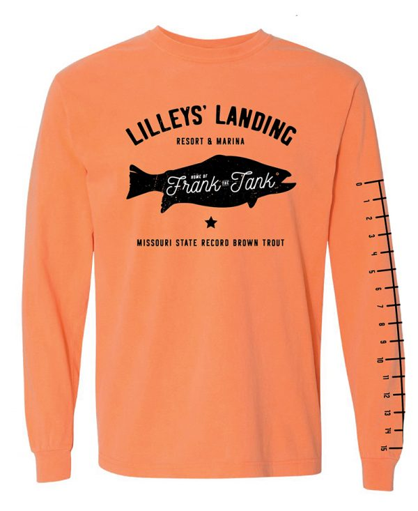 Long Sleeve Melon