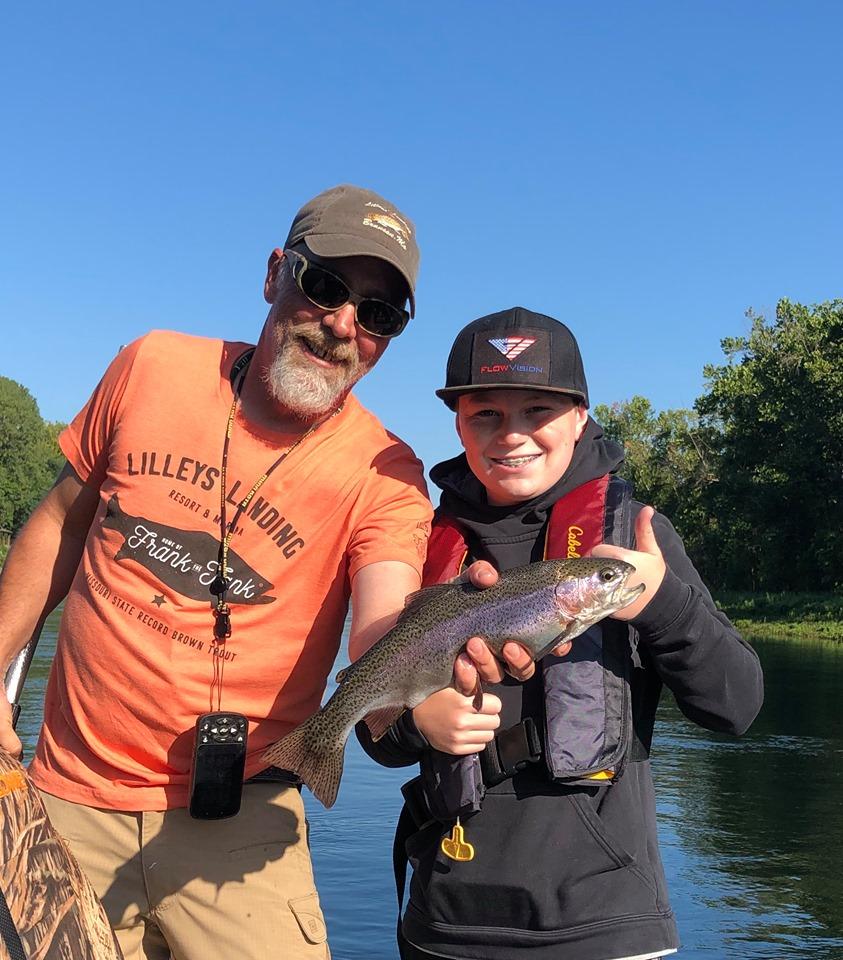 July 23 fishing report