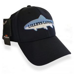 Trout Split Hat – Navy