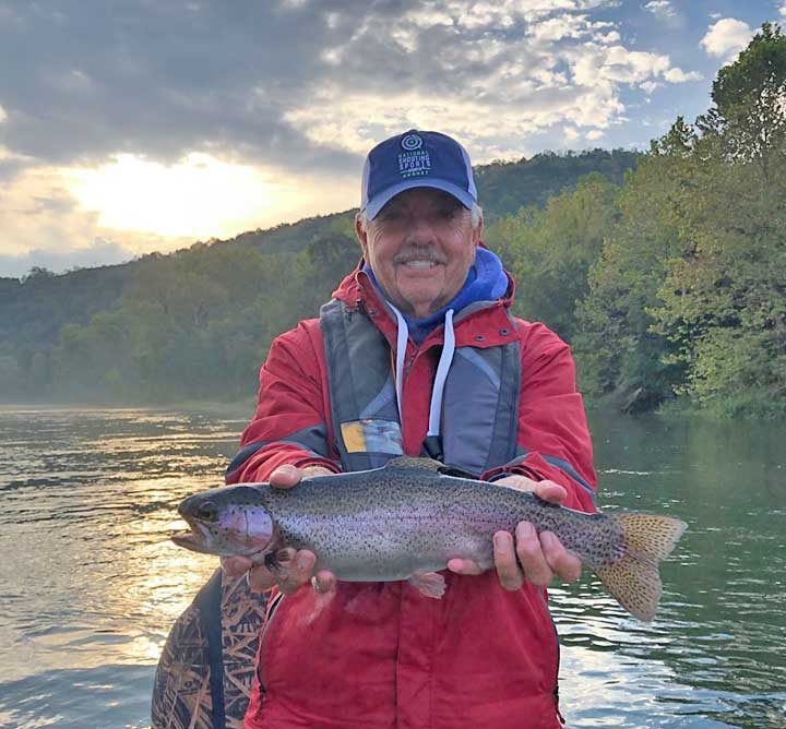 October 15 fishing report