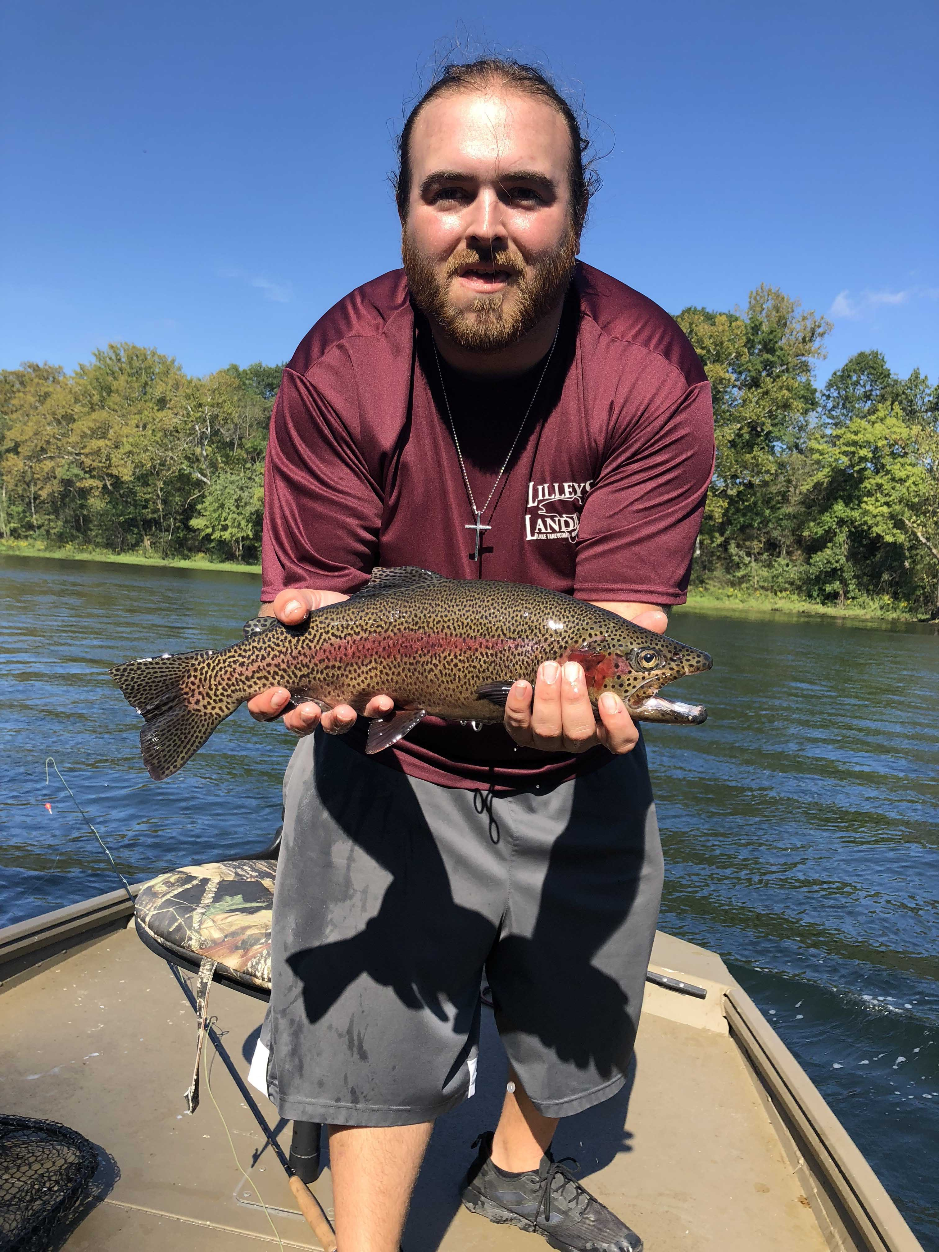 October 1st fishing report