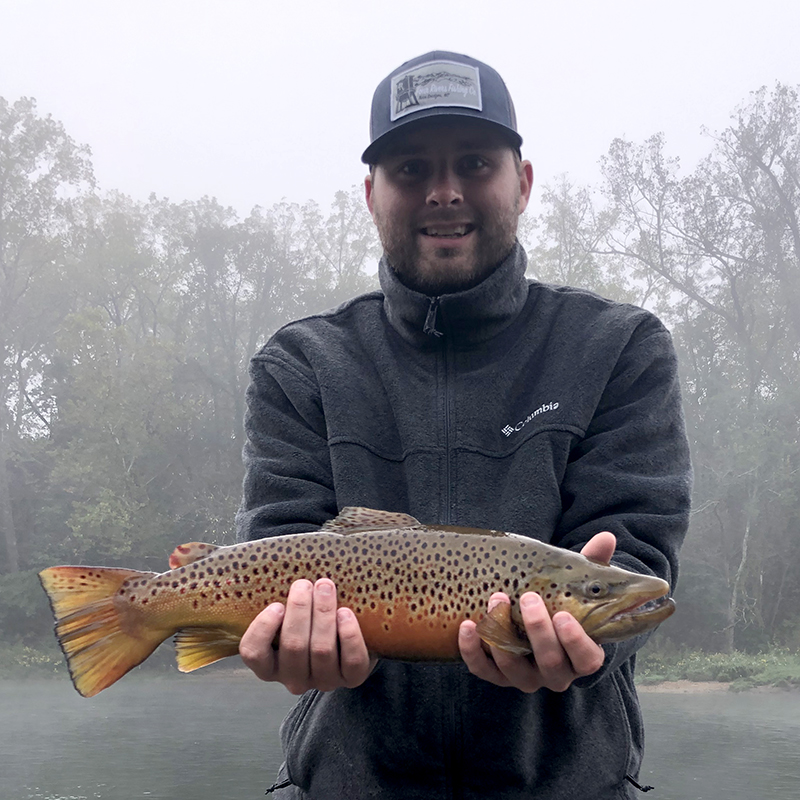 Manetkze Brown Trout