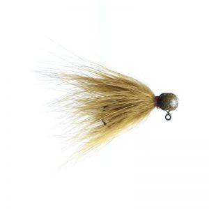 Lilley's Scuplin, Sculpin Head Marabou Jig