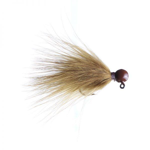 1/32oz sculpin - brown head
