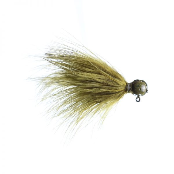 1/8oz olive - sculpin head