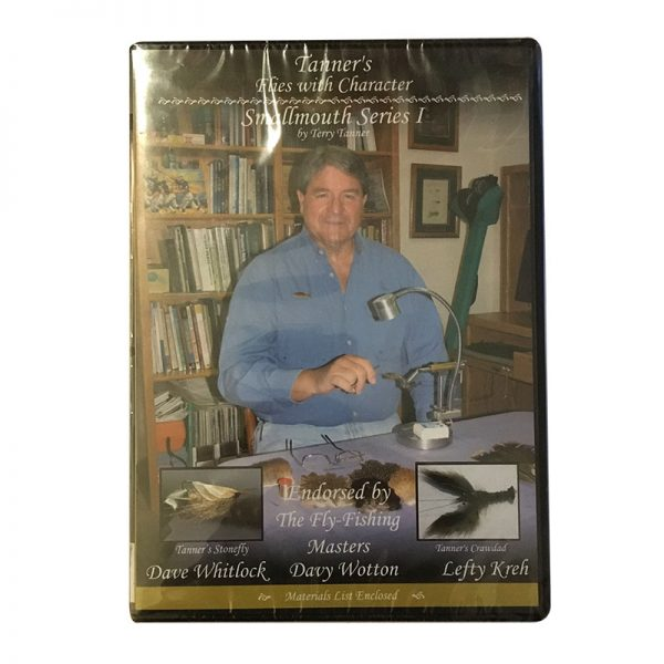 Terry Tanner's Flies with Character