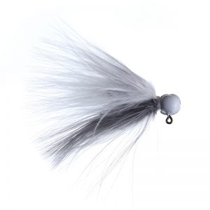 Lilley's Gray/White with White Head