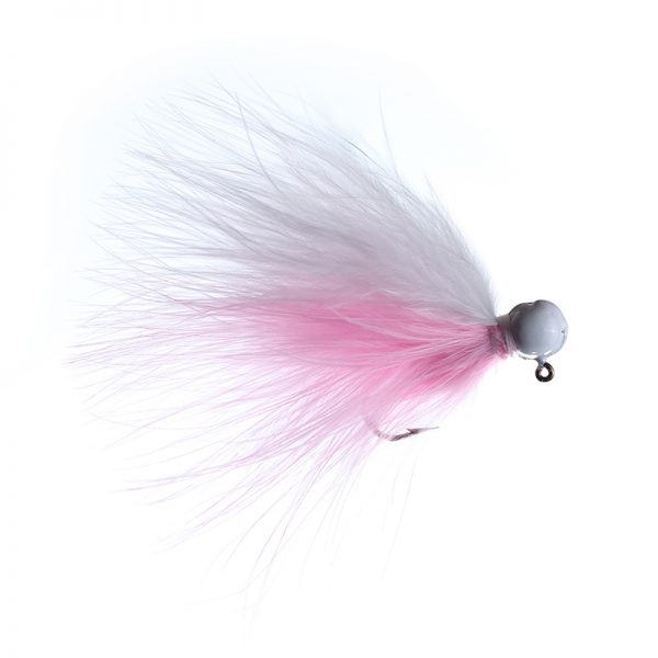 3/32 white/pink white head