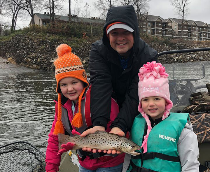 November 25 fishing report
