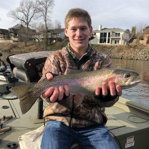 Cameron Dodge Rainbow