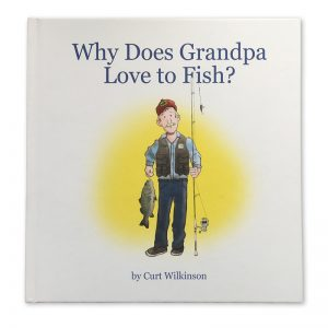 Why Does Grandpa Love To Fish?