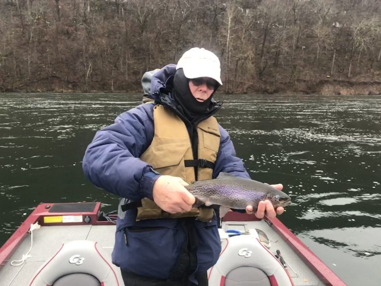 January 28 fishing report
