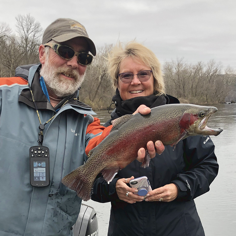 January 8 fishing report