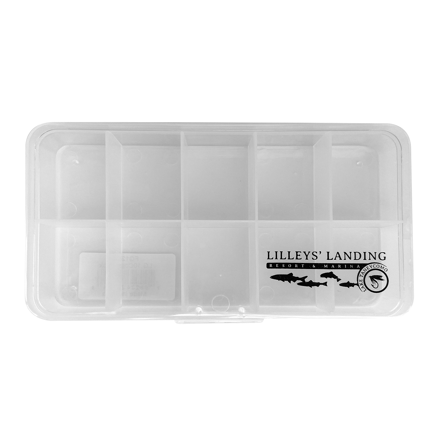 Large 10 Compartment Box