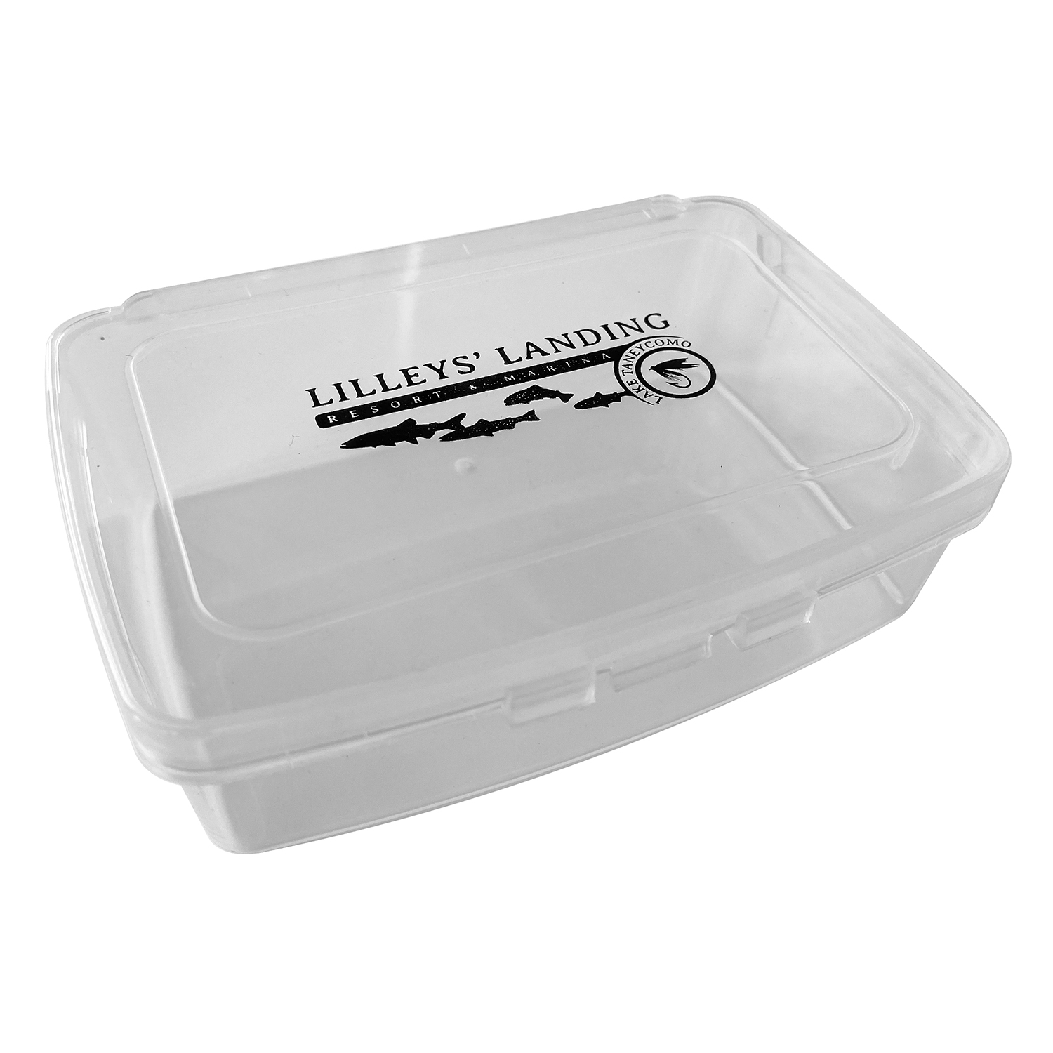 Medium Single Compartment Box - Closed