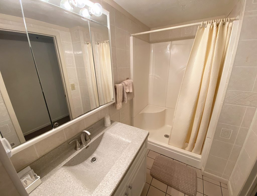 23 Bathroom 2 Sink and Shower