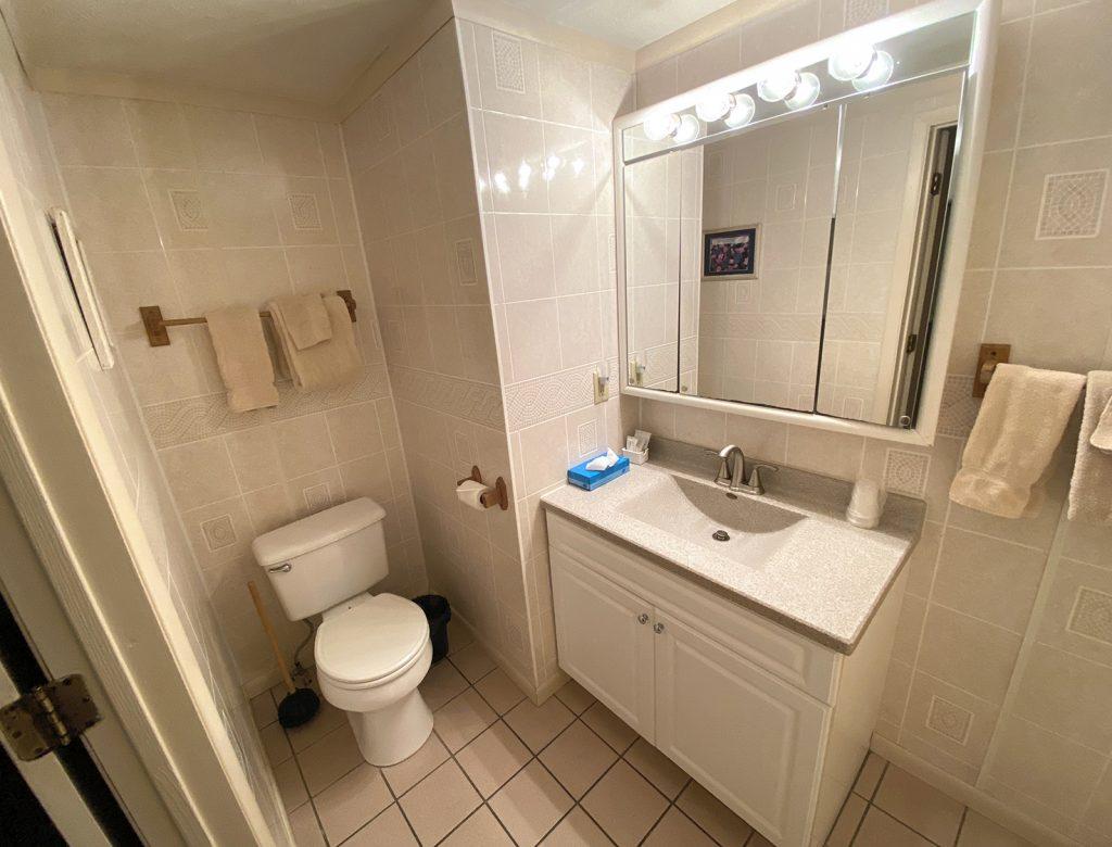 23 Bathroom 2 Sink and Toilet