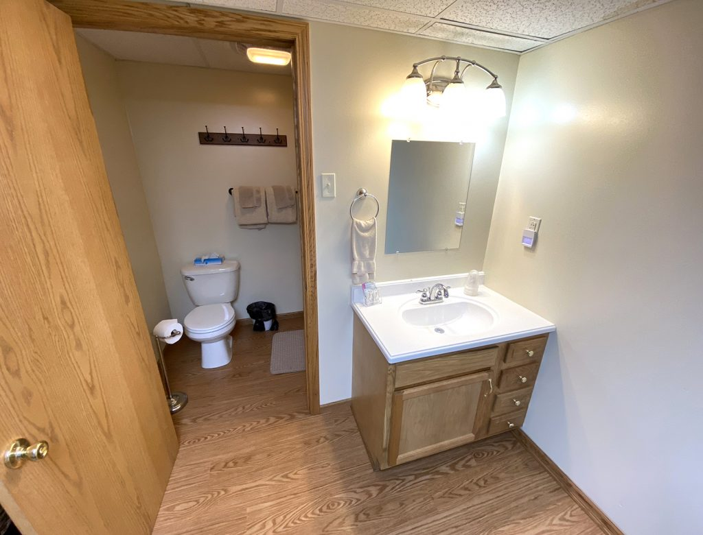 26 Basement Bedroom Bathroom