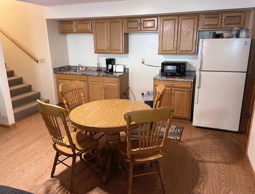 26 Basement Kitchen Area