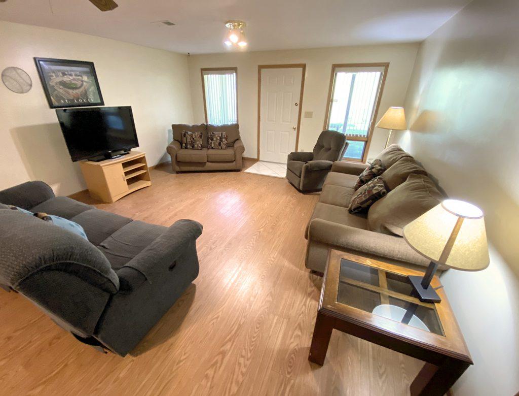 26 Basement Living Room