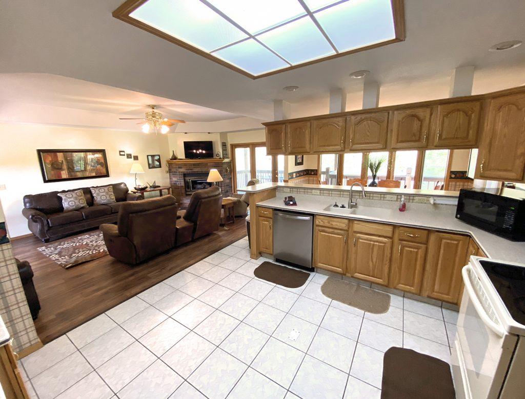 26 Kitchen Living Room