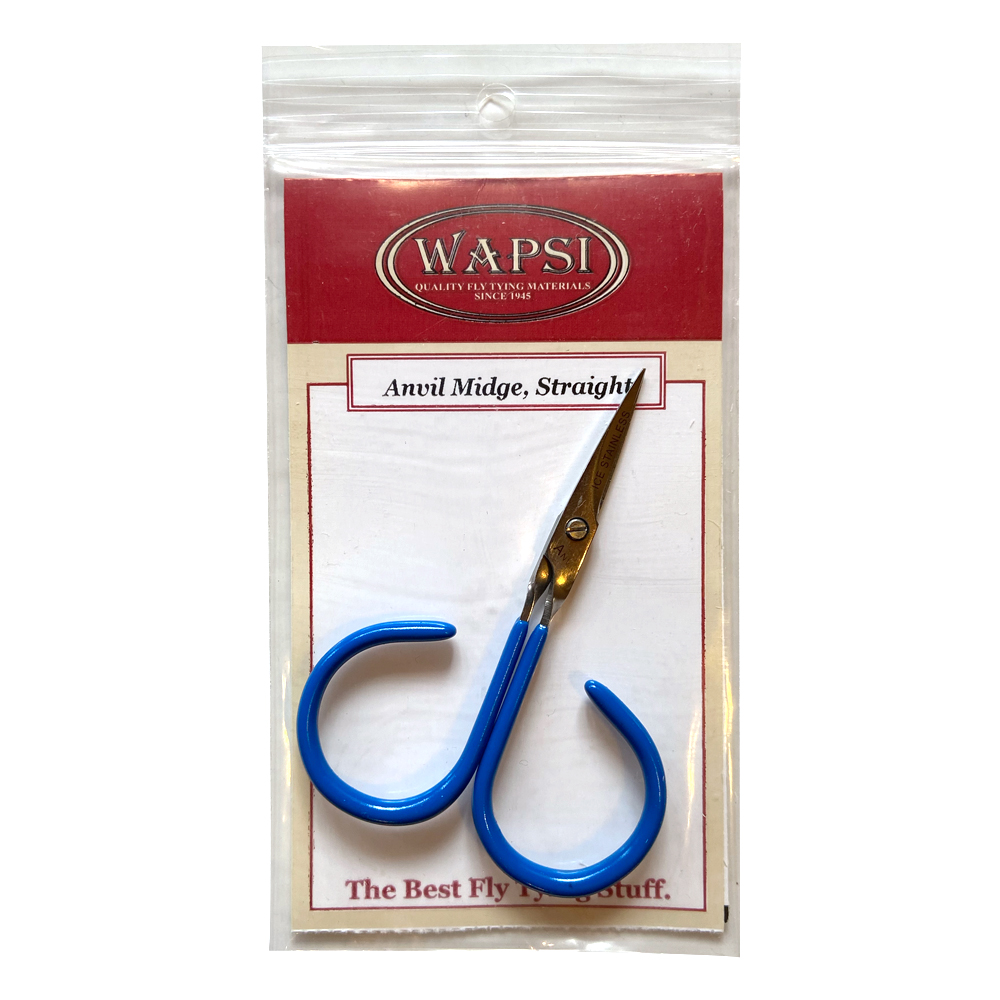 Anvil Midge, Straight Scissors