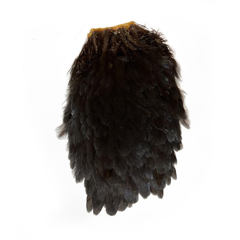 Metz Hen Saddle - Black