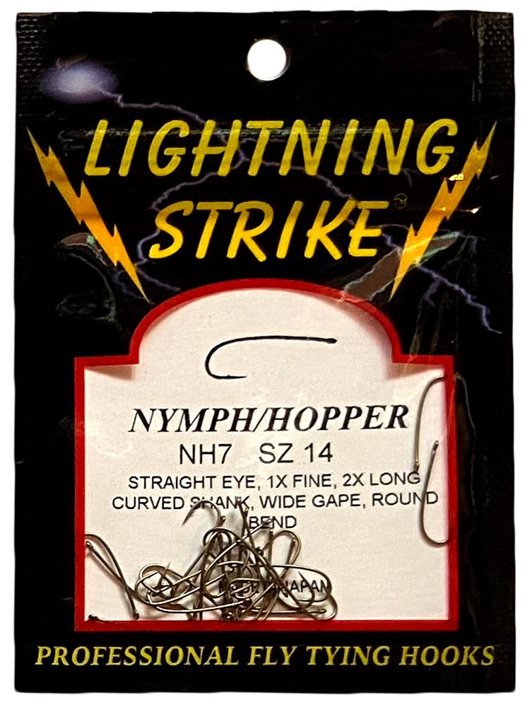 Lightning Strike – Nymph/Hopper NH7 25ct.