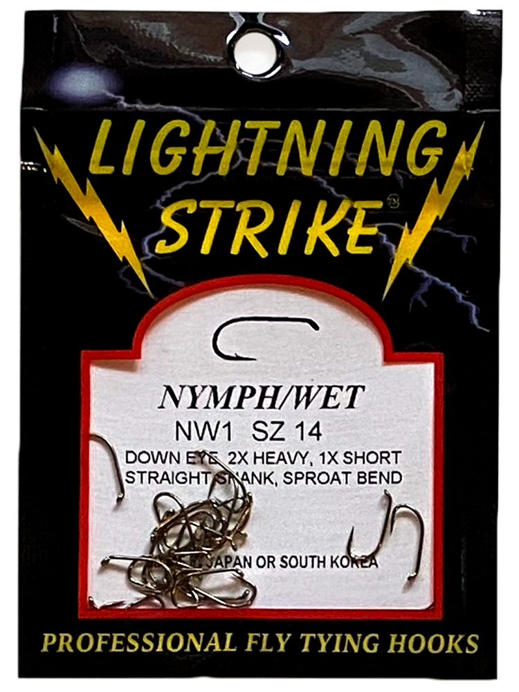 Lightning Strike – Nymph/Wet NW1 25ct.
