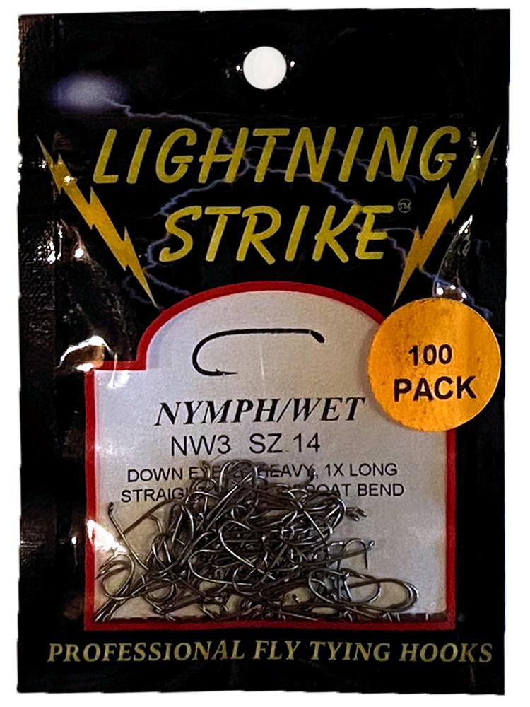 Lightning Strike – Nymph/Wet NW3 100ct.