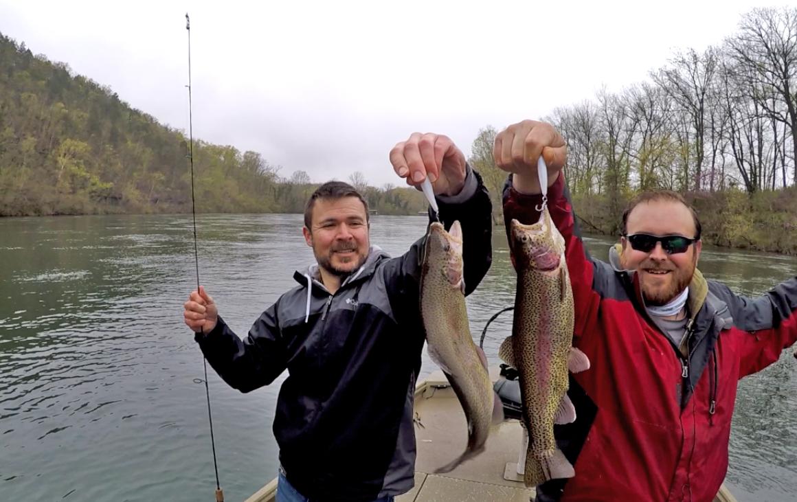 April 7 fishing report