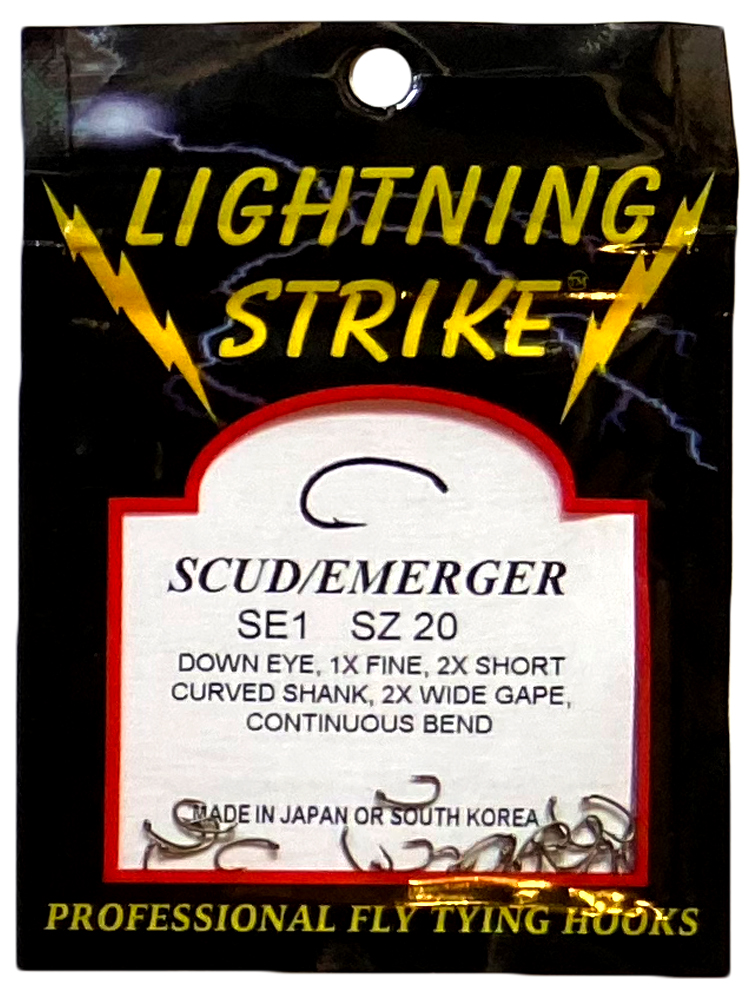 Lightning Strike – Scud/Emerger SE1 25ct.