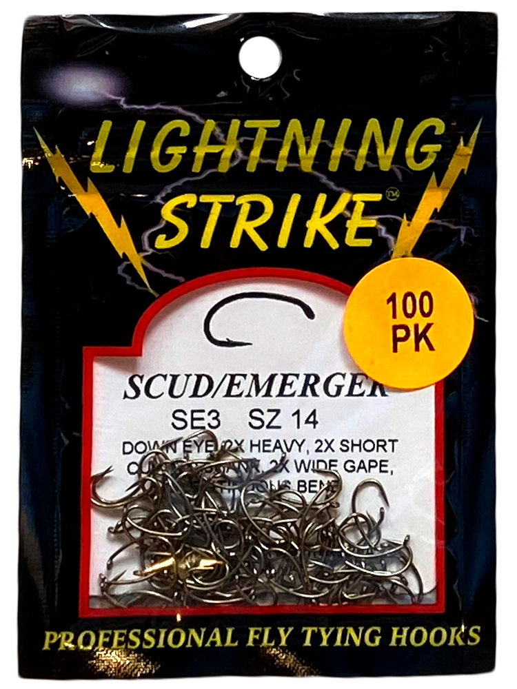 Lightning Strike – Scud/Emerger SE3 100ct.