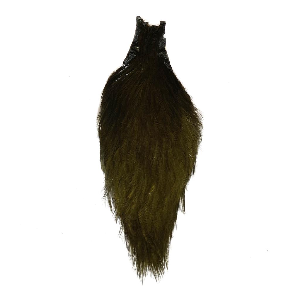 Streamer Rooster Neck – Olive