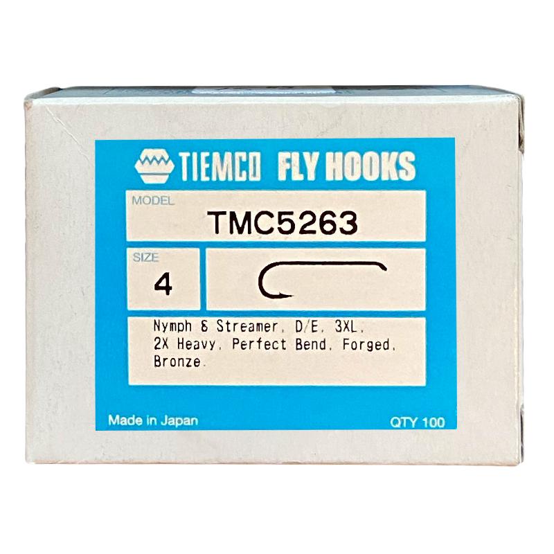 Tiemco TMC5263 100ct.