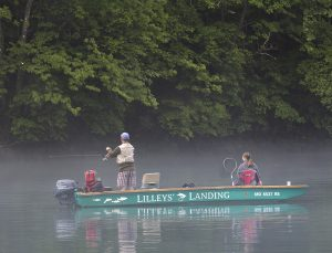 Jon Boat fishing