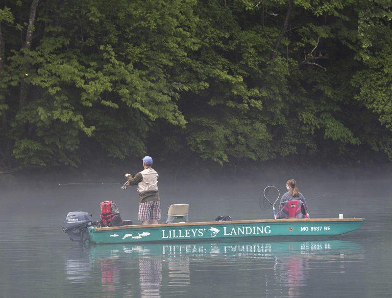 April 23 fishing report
