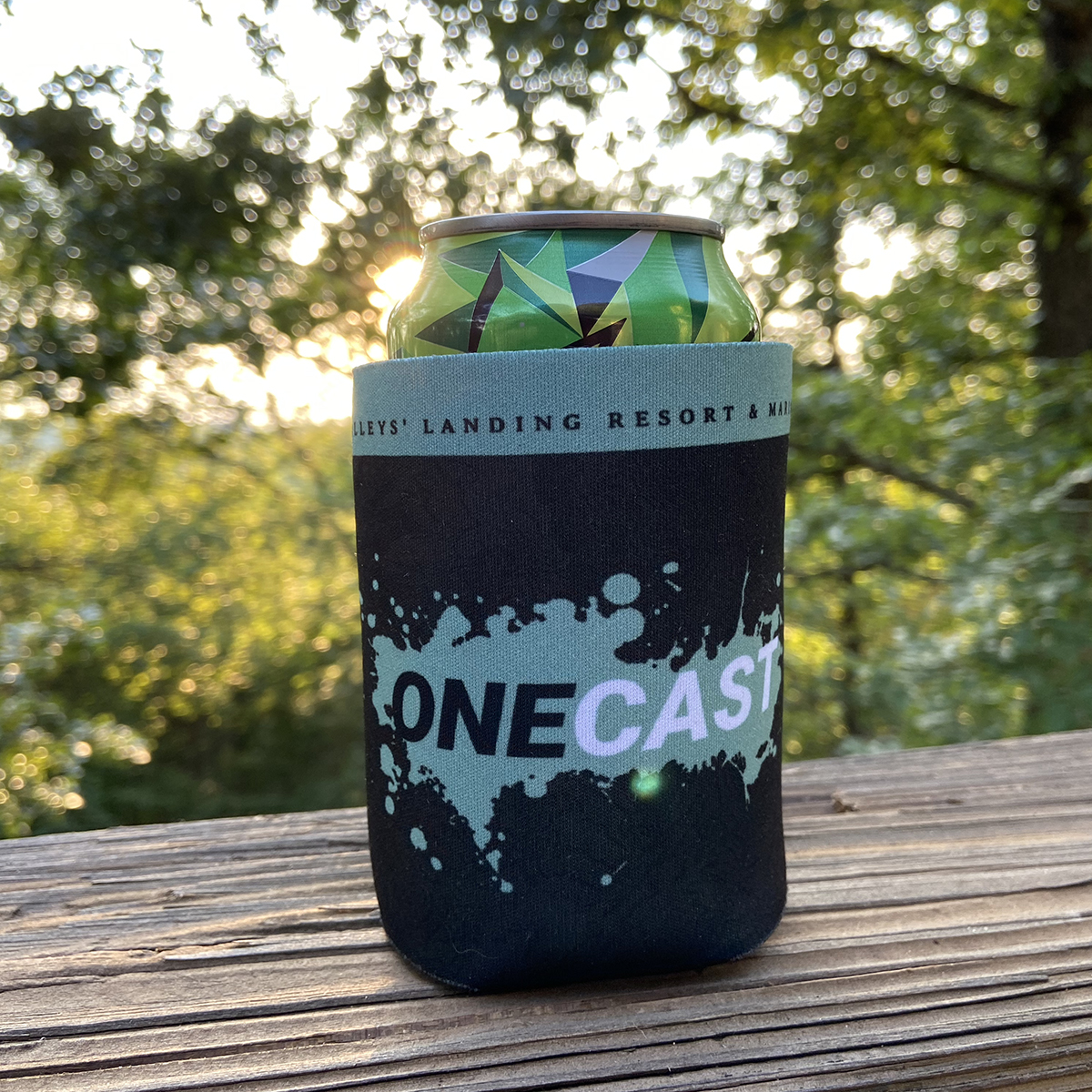 One Cast Koozie