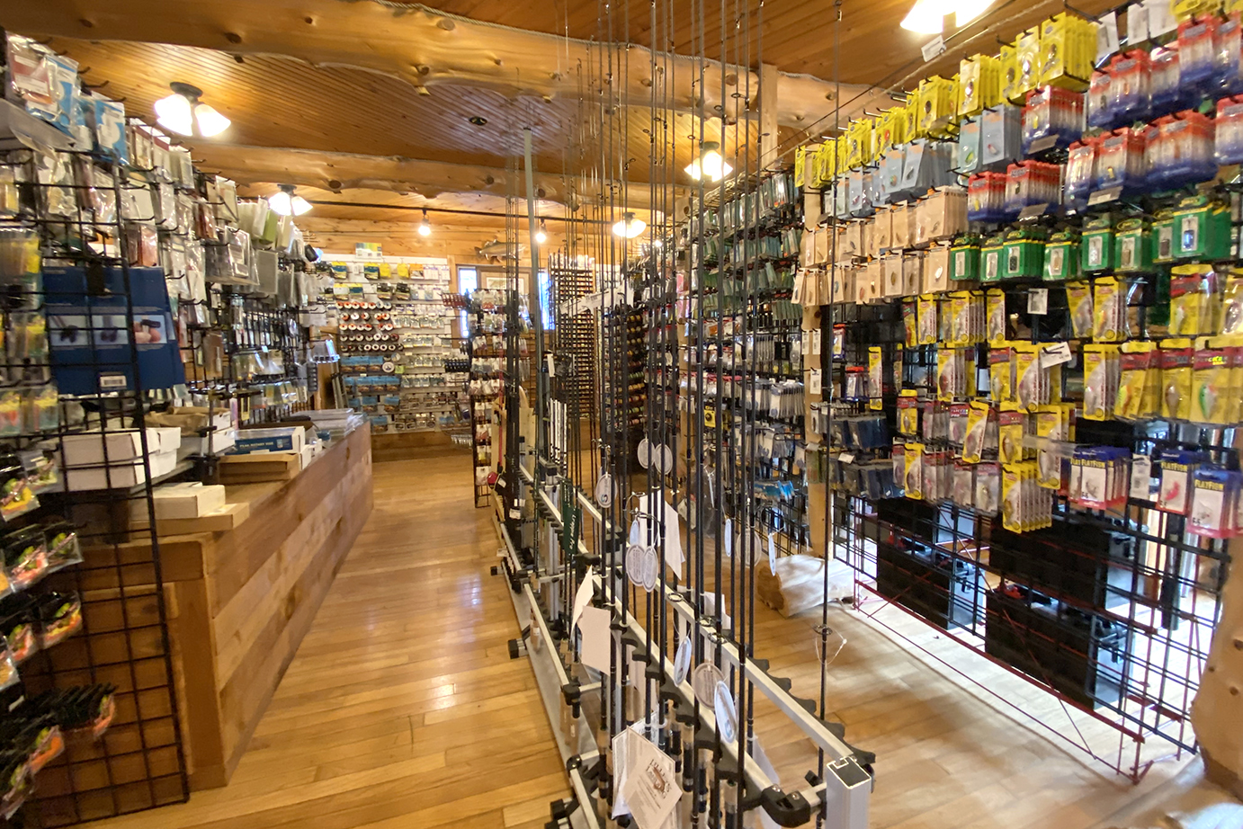 Branson trout fishing fly and tackle shop