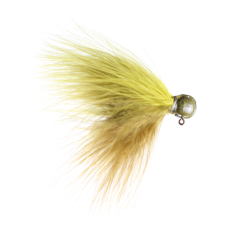 Lilley's Sculpin/Olive – Sculpin Head