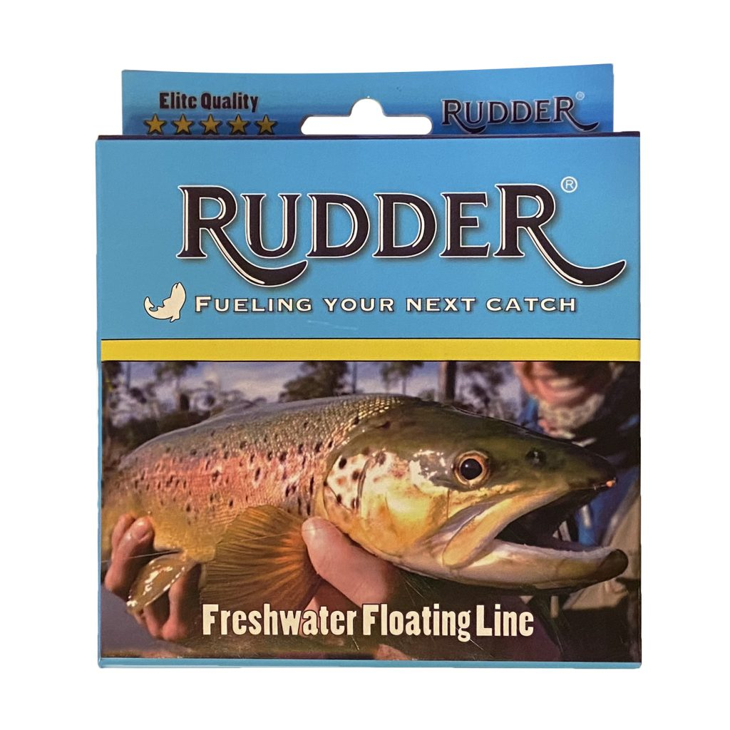 Rudder Fly Line