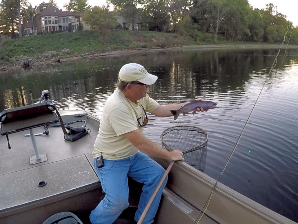 October 6 Fishing Report