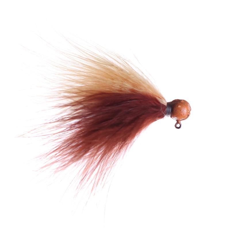 Lilley's Brown/Peach – Brown Head