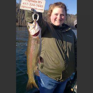Erin Sanders Rainbow Trout