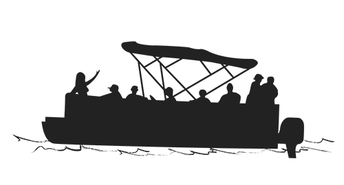 Branson Landing Pontoon Boat